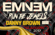 Eminem será headliner no Glasgow Summer Sessions 2017