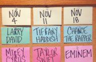 Eminem se apresentará no Saturday Night Live em novembro