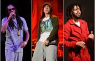 """Celebridades elogiam o Eminem nas redes sociais após a sua apresentação de """"The Storm"""" (Freestyle)"""