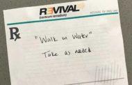 """Eminem compartilha """"prescrição médica"""" do """"Revival revelando nome do novo single"""