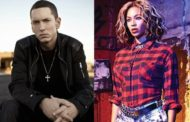 "Single ""Walk On Water"" do Eminem & Beyoncé chega ao primeiro lugar no iTunes"