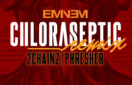 "Eminem lança ""Chloraseptic (Remix)"" com participação do 2 Chainz e PHresher"