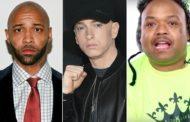 """Bizarre e Joe Budden tretam online depois que o Eminem lança """"Chloraseptic (Remix)"""""""