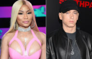 Nicki Minaj trolla os fãs e diz que está namorando o Eminem