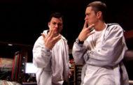Apresentação nova do Eminem hoje à noite no programa do Jimmy Kimmel