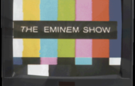 "Mercadoria exclusiva para comemorar os 15 anos de ""The Eminem Show"""