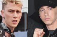 """MGK forja foto para Instagram e é vaiado durante show após cantar """"Rap Devil"""""""