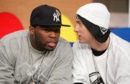 50 Cent manda os parabéns ao Eminem: