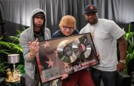"Ouça ""Remember The Name"" do Ed Sheeran com participação do Eminem & 50 Cent + Lyric Video"