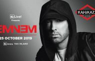 Saiba como foi o show do Eminem no du Arena em Abu Dhabi